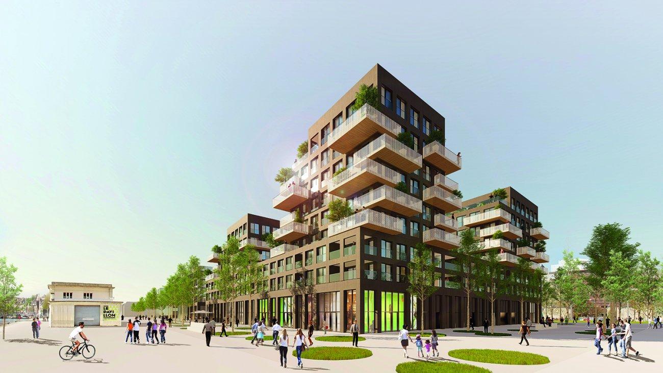 Immobilier neuf Normandie : le top 2020 des programmes neufs en diaporama