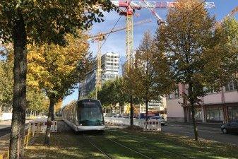Belle reprise pour le logement neuf à Strasbourg