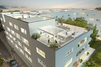 Quatre projets de logements neufs abordables à Montpellier
