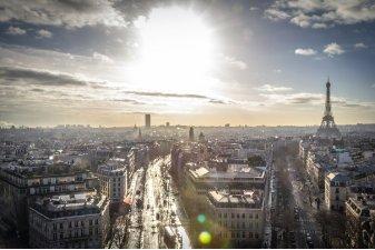 Une belle fin d'année pour l'immobilier neuf à Paris