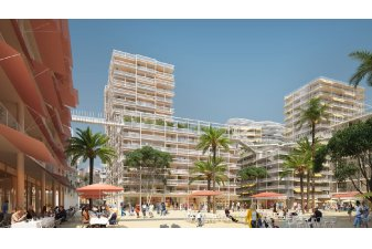 Bouygues Immobilier choisi pour des programmes neufs à Nice Méridia