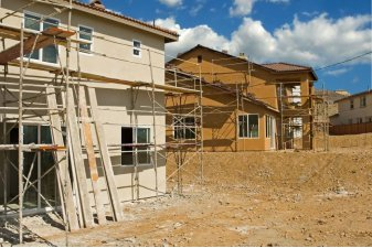 Construction de maisons neuves :�+�13 % d�but 2016