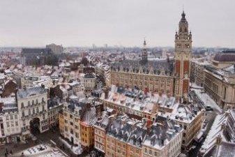 Moins de 2500 logements neufs vendus à Lille en 2017