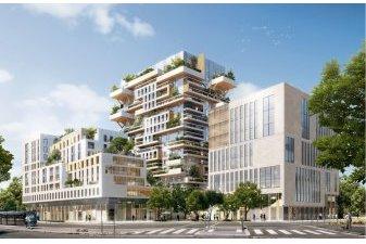 Lancement officiel de la plus haute tour en bois de logements neufs de France