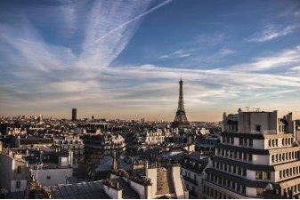 Le recul du micromarché du neuf à Paris en 2020