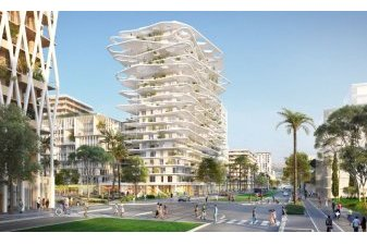 Joia Méridia / Nice / Pitch Promotion Eiffage Immobilier