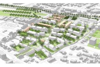 600 logements neufs près du CHU de Caen