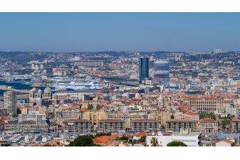 Prix stable et timide reprise pour l'immobilier neuf à Marseille Provence