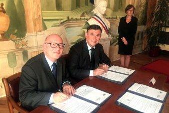 Officialisation d'une vaste opération d'aménagement sur le site PSA d'Aulnay