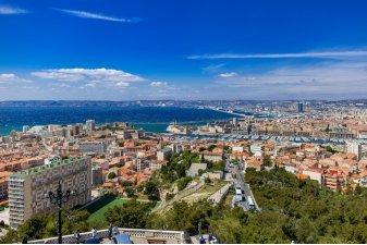 Dynamisme des prix du neuf dans le Grand Sud et notamment à Marseille