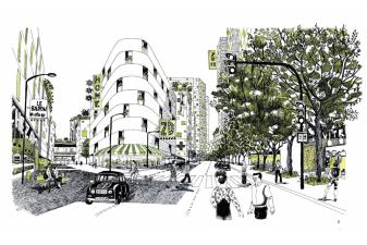 ZAC Bercy-Charenton : 4 000 logements neufs au sud de Paris 12ème