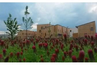 Mise à l'honneur de l'écoquartier des Noés à Val-de-Reuil