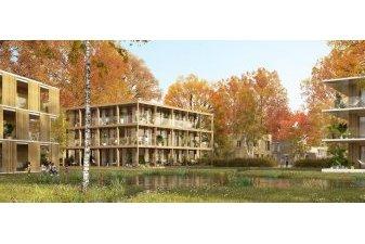 Plus de 500 logements neufs près du château de Versailles