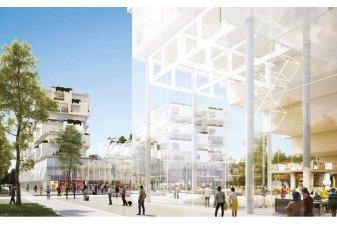 Grand Paris : Eiffage et Wilmotte pour de l'immobilier neuf à Aulnay-sous-Bois