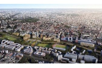 Immo neuf Paris Porte de Montreuil : un quartier décarboné en 2023