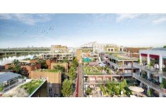 Paris 2024 : le village des athlètes sur L'Île-Saint-Denis dévoilé