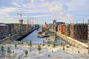HafenCity à Hambourg : le plus grand projet urbain d'Europe