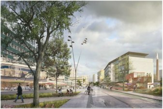 De l'immobilier écologique à Paris La Défense