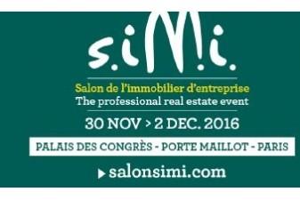 Immobilier d�entreprise : le SIMI 2016 mise sur les start-up