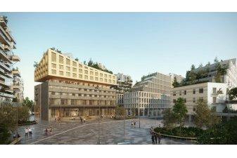 Tribequa, un nouveau quartier actif et résidentiel de Bordeaux