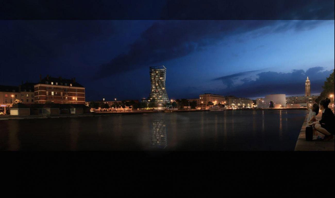 Pyramide d'Argent : un programme neuf du Havre plébiscité