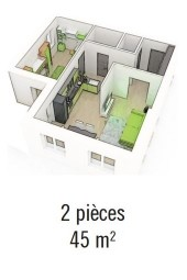 taille appartement investissement immobilier